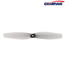 Gemfan 65MM Clear Gray Props (1mm Hub)