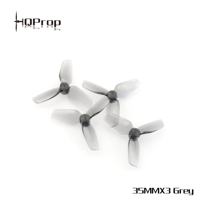 HQ Micro Whoop Prop 35MMX3 1mm Shaft