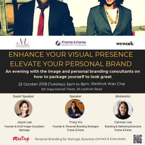 Enhance Your Visual Presence, Elevate Your Personal Brand!