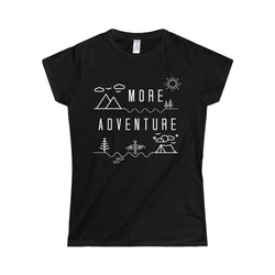 More Adventure Juniors Tee