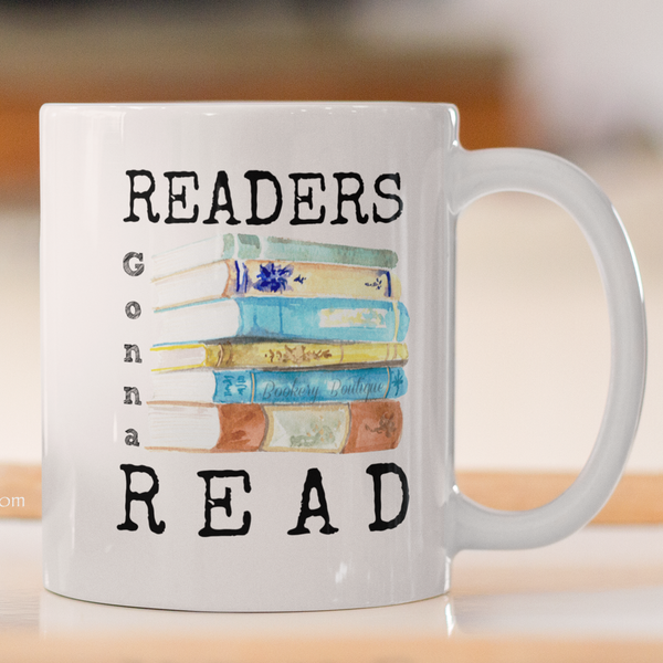 """Readers Gonna Read"" 