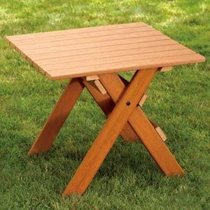 Eon Adirondack Patio Side Table