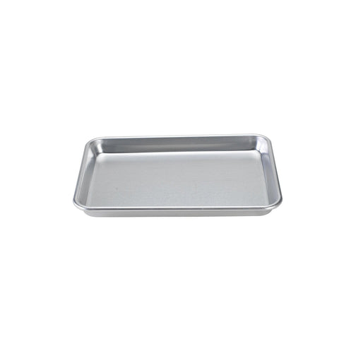 "Deep Aluminum Commercial Baker's Quarter Sheet 13"" x 9.5"""