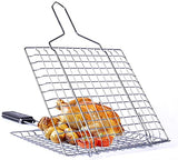 BBQ Barbecue Basket Net Chicken / Fish / Meat