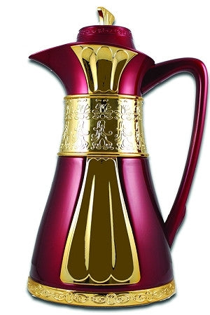Thermos Exotic Red & Gold 2.0L
