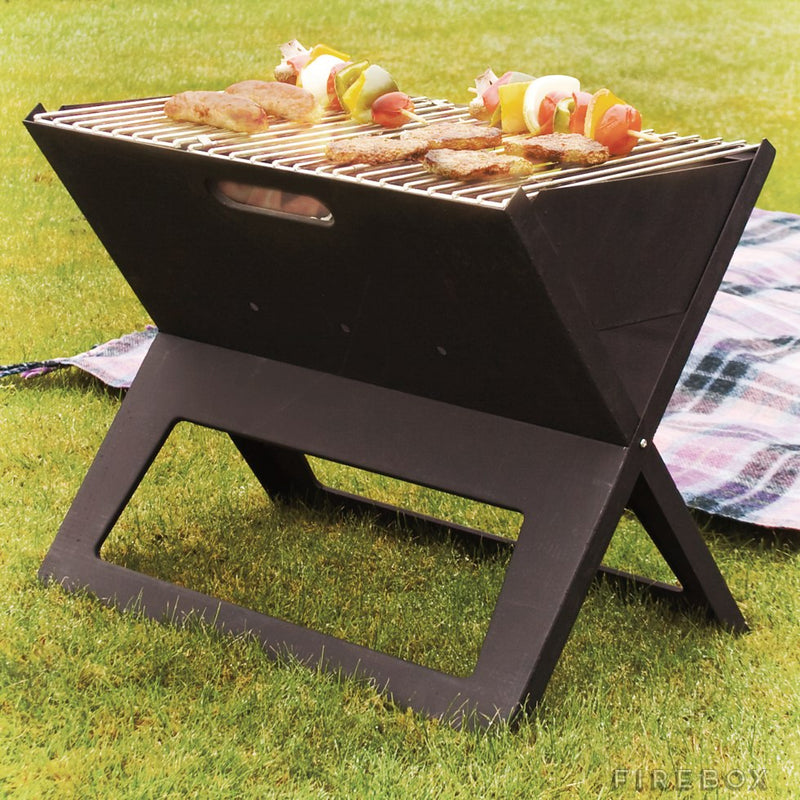 Folding Portable BBQ Charcoal Grill