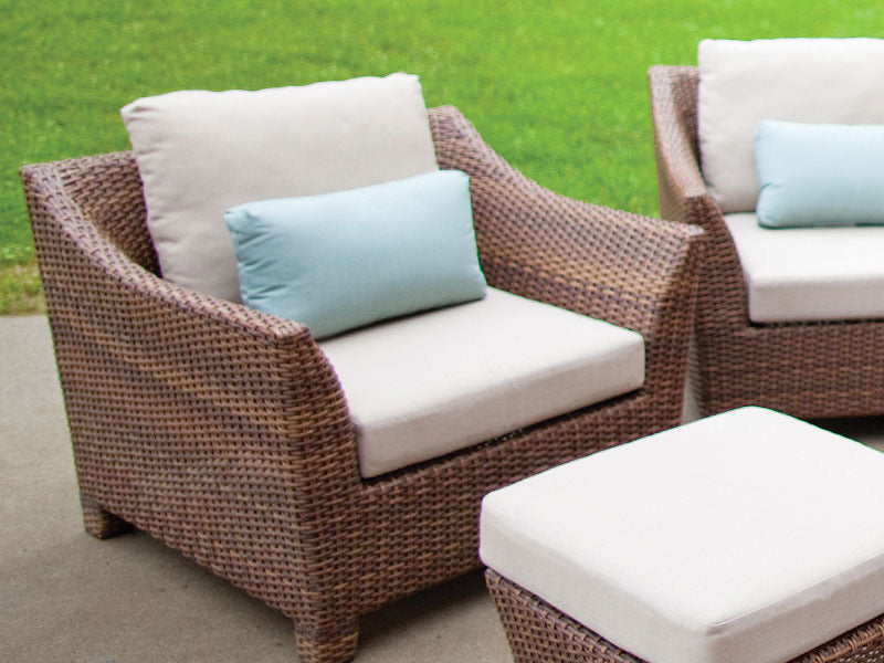Enclover 6pcs Sunbrella Patio Set