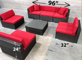 Replacement Slip Covers only for $1000 7pcs Patio Set