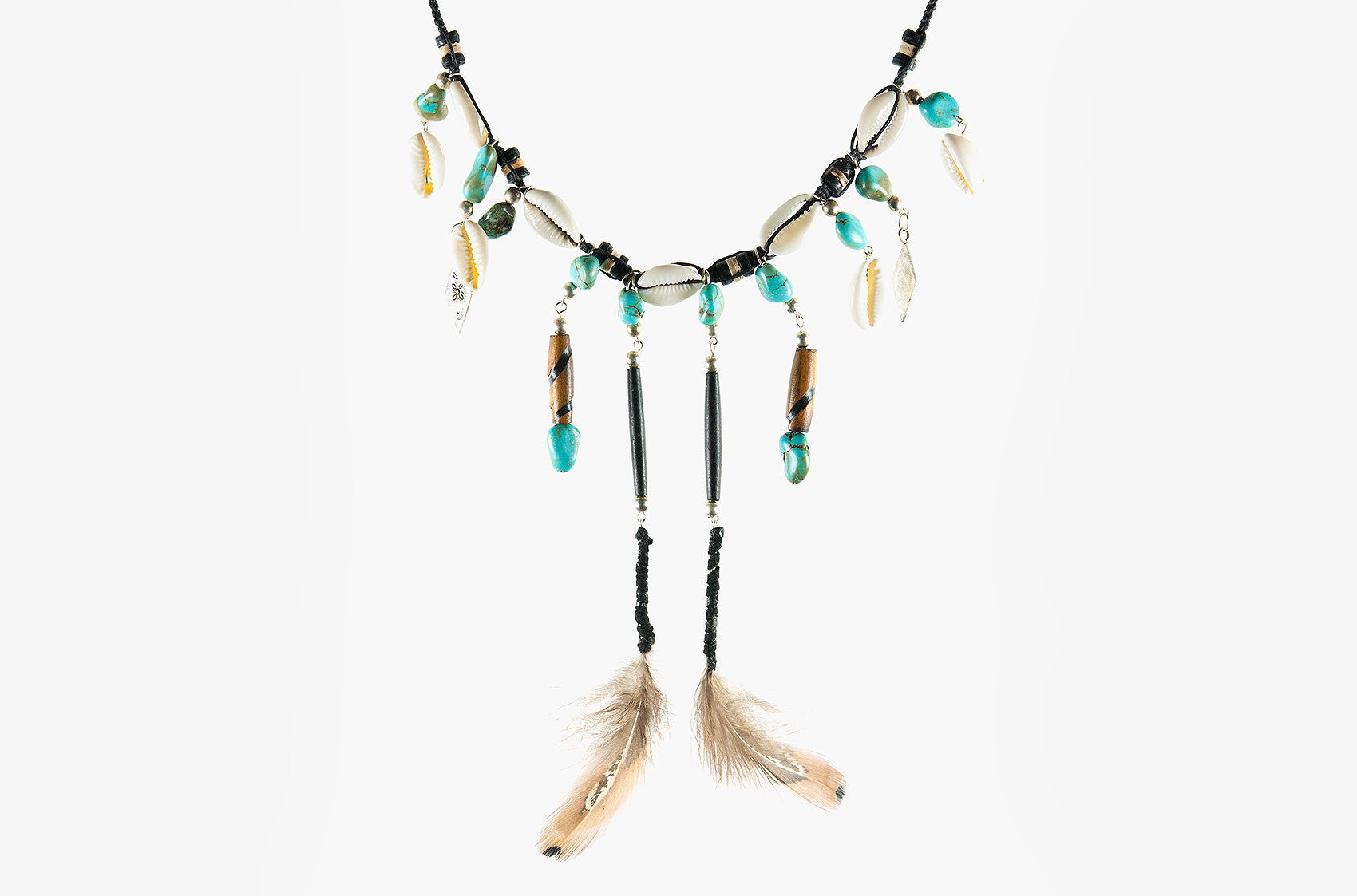 Buffalo Girl Sky Dancer necklace