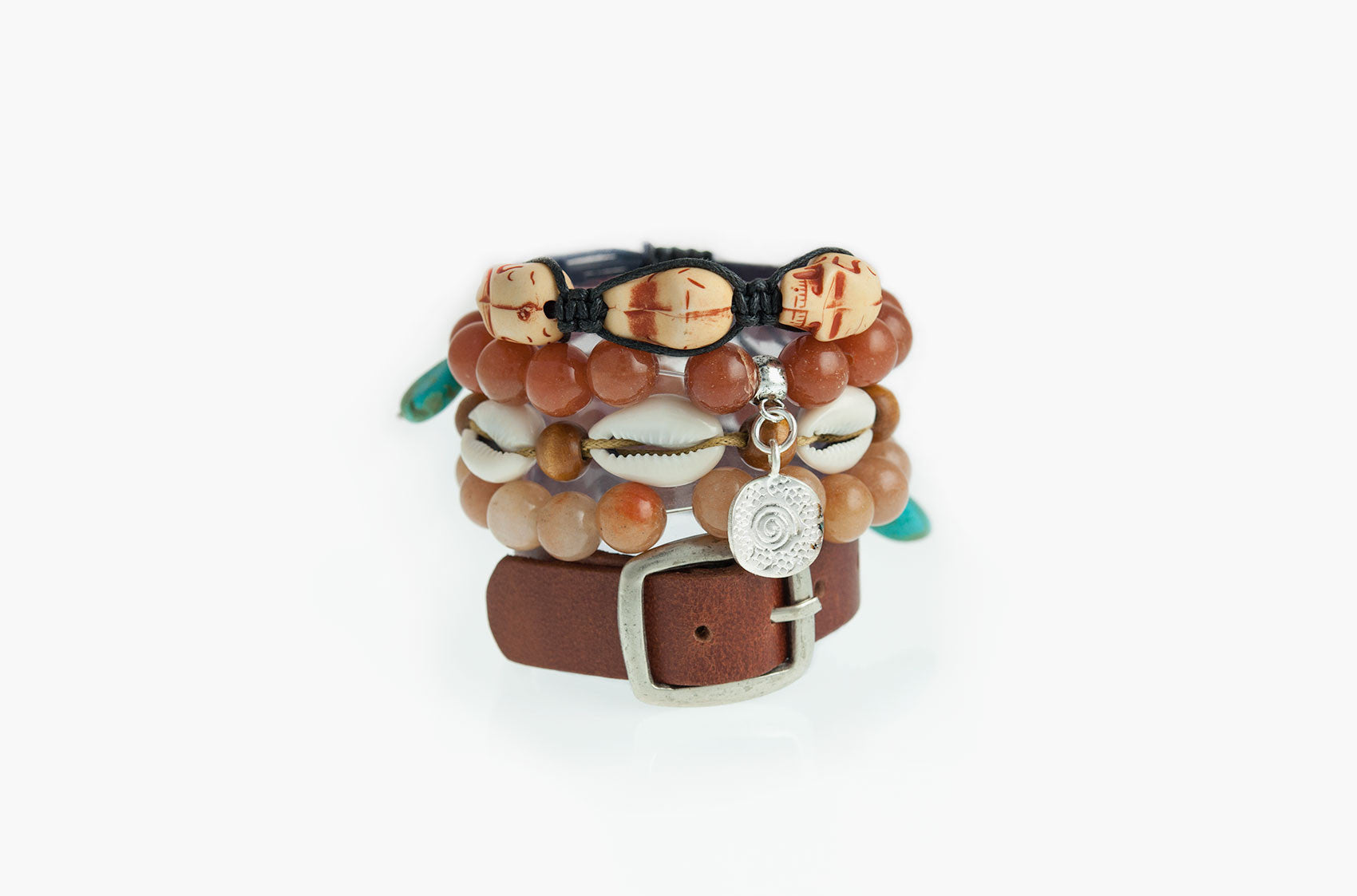 Stacked or Separate Bracelet Collection No. 4