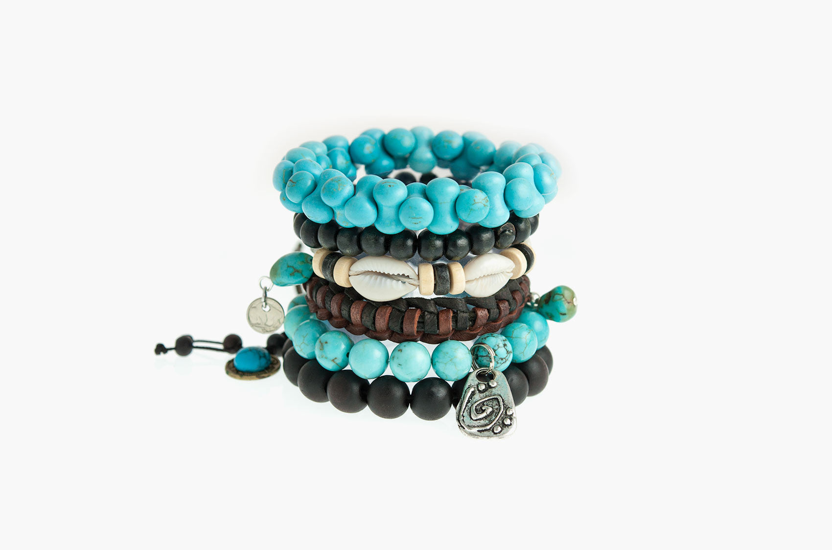 Stacked or Separate Bracelet Collection No. 6