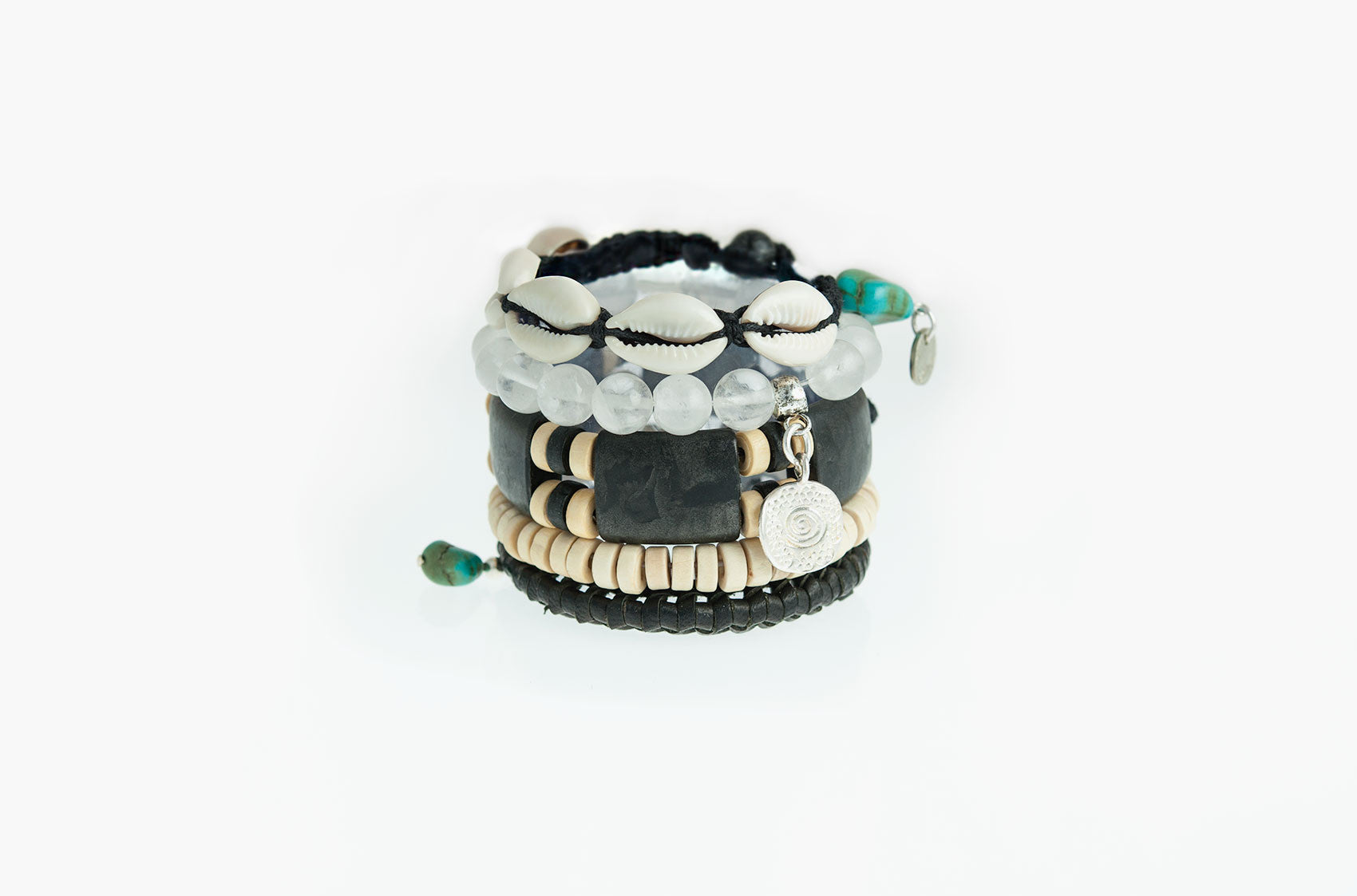 Stacked or Separate Bracelet Collection No. 7