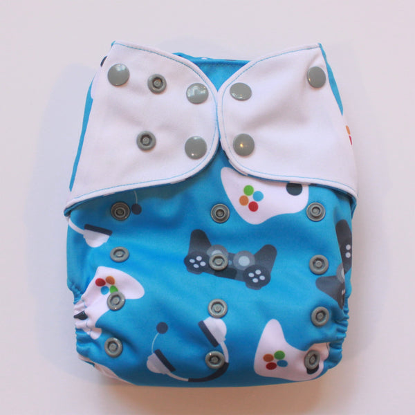 Future Gaming Buddy Diaper