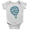 Let Your Dreams Take Flight Onesie