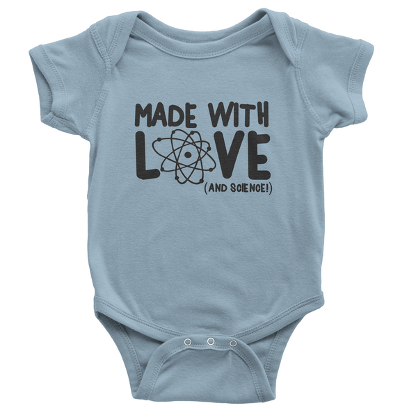 Made of Love Onesie