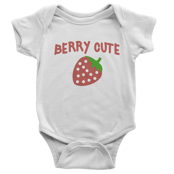 Berry Cute Onesie