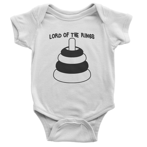Lord of the Rings Onesie