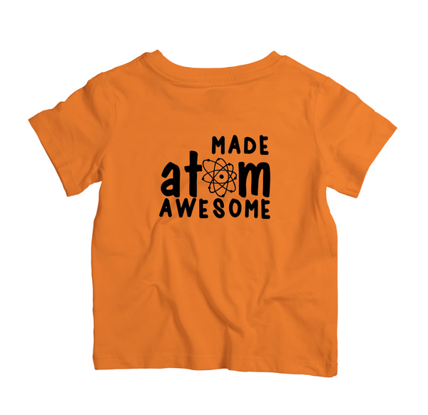 Made Atom Awesome Shirt