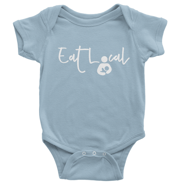 Eat Local Onesie