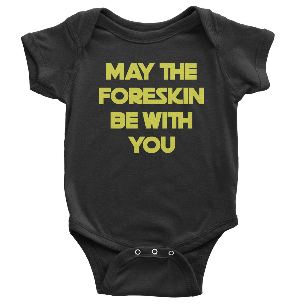 May the Foreskin Onesie