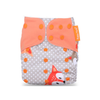 Pocket Diaper - Fox Dots