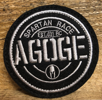 Rockagator Spartan Official Spartan AGOGE Patch