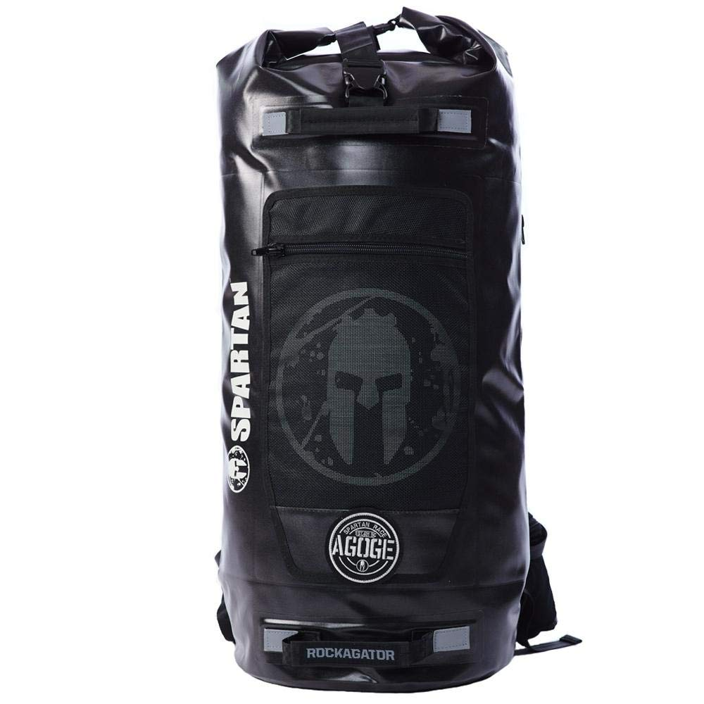 0ca1073223 Rockagator Limited Edition Official Spartan AGOGE 90-Liter Waterproof  Backpack