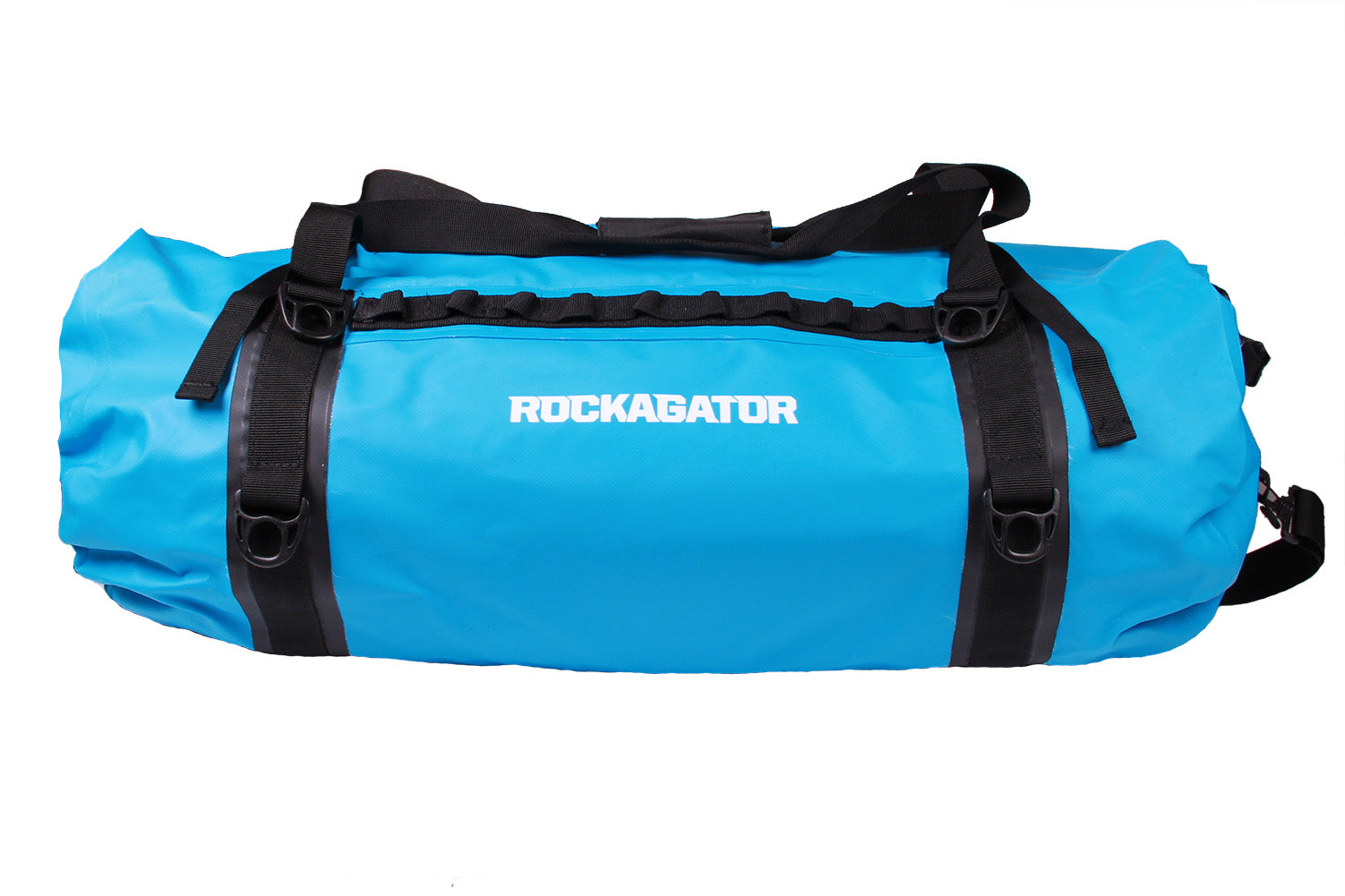 Bundle Special Mammoth Series Waterproof Duffle Bag-Blue-90 Liter
