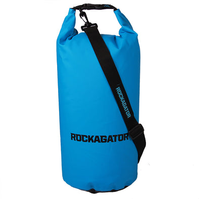 GEN3 Rockagator Light Blue/Black Shoulder Sling Dry Bag