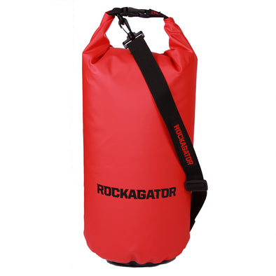 Wholesale GEN3 Rockagator Red/Black Shoulder Sling Dry Bag