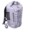 Firebreak Grey Ultralight 25-Liter Waterproof Backpack
