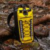 Rockagator Hydric Series 40 Liter Yellow Jacket Waterproof Backpack