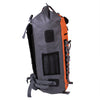 Rockagator Hydric Series 40 Liter Sunset Orange Waterproof Backpack