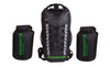 BUNDLE SPECIAL Rockagator Hydric Series 40 Liter Original Waterproof Backpack & 2 30L DRY BAGS