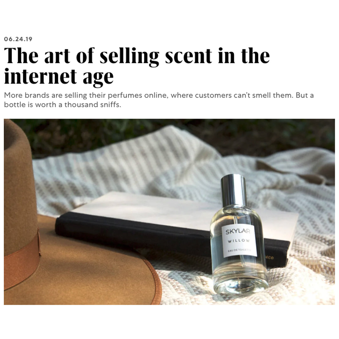 Art of Selling Perfume in the Digital Age