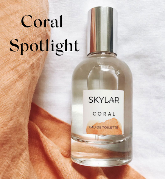 Coral Fragrance Spotlight