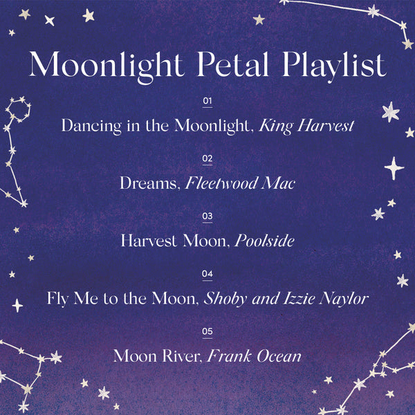 Our Moonlight Petal Playlist