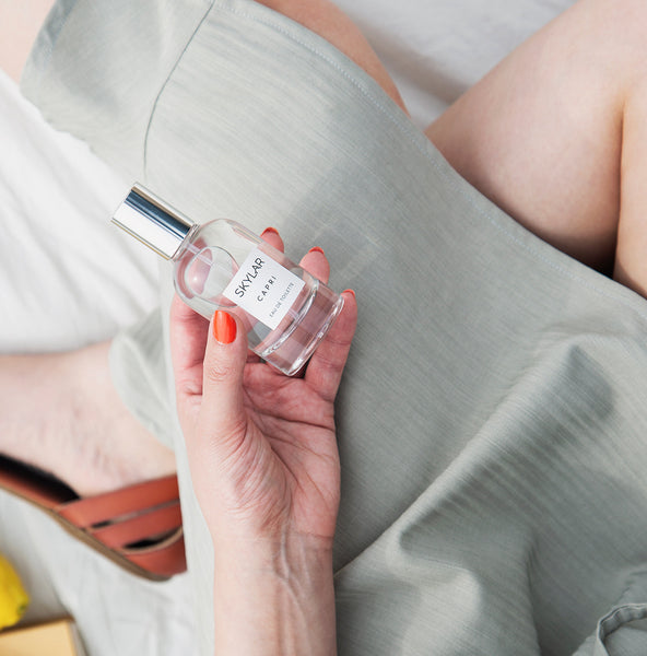 Where to Apply Your Perfume for Longer Wear
