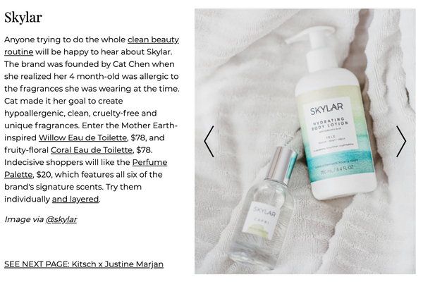 Skylar Is Total Beauty's Favorite Brand at Sephora