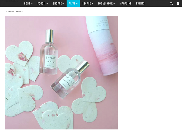 Locale: Skylar Body's Limited Love Notes Duo Is Insta-Worthy