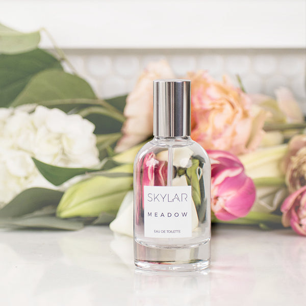 Spring Into Your New Signature Scent