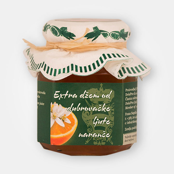 Dubrovnik Wild Bitter Orange Jam