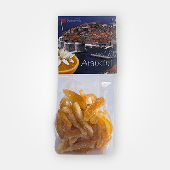 Arancini Candied Wild Orange Peel