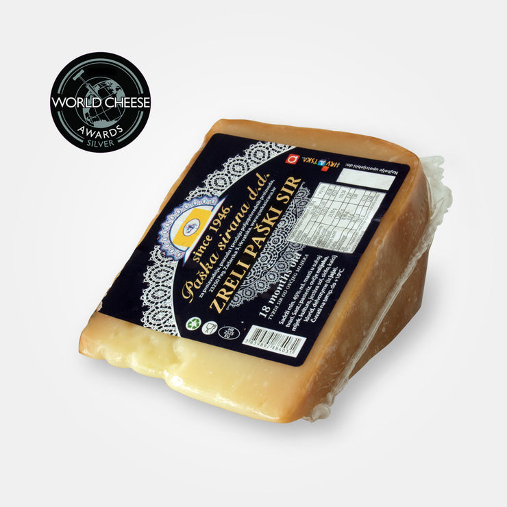 XO Paški Sir: World's best sheep cheese