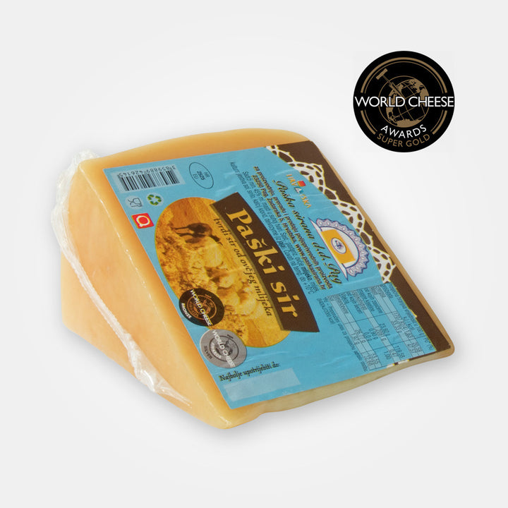 Paški Sir: World's best sheep cheese