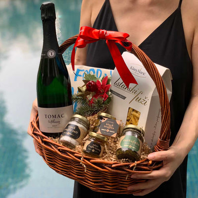 Truffles & Bubbles Hamper