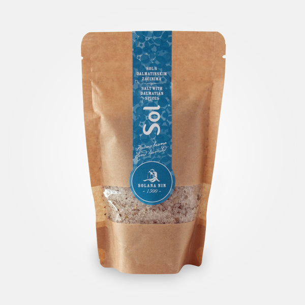 Aromatic Sea Salt with Dalmatian Spices