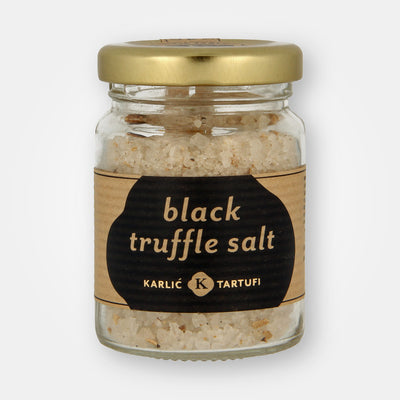 Salt with Black Truffles