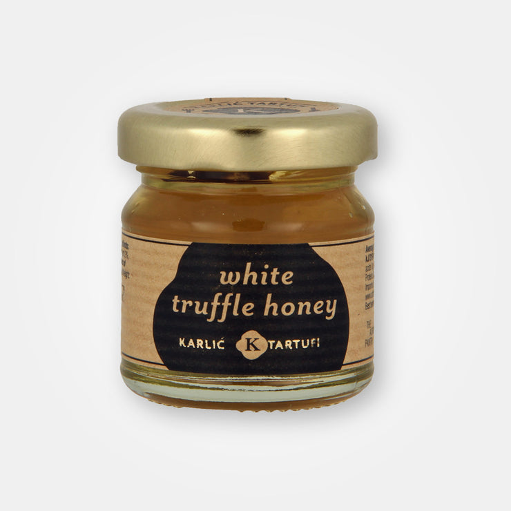 Acacia Honey with White Truffles