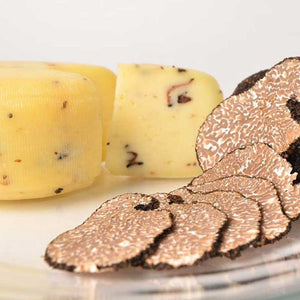 Private Stash: Istrian Truffle Cheese